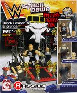 WWEStackdownBrockLesnarEntrance