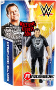 WWE Series 46 Jerry Lawler