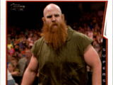 2014 WWE (Topps) Erick Rowan (No.19)