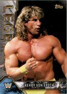 2017 Legends of WWE (Topps) Kerry Von Erich 54