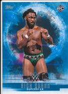 2017 WWE Undisputed Wrestling Cards (Topps) Rich Swann 28