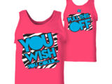 "Dolph Ziggler ""You Wish You Could"" Tank Top"