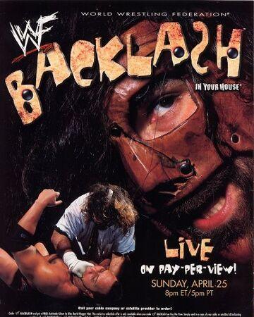 In Your House 28 Backlash Pro Wrestling Fandom