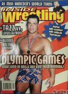 Inside Wrestling - January 2001