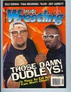 Inside Wrestling - September 2000