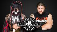 NXT Takeover VI - Balor vs. Owens