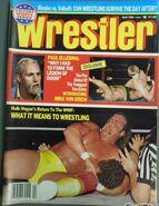 The Wrestler - April 1984