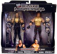 Undertaker and kane figures