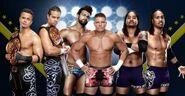 WM 28 Triple Threat Tag Match