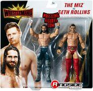 WWE Battle Packs WrestleMania 35 Seth Rollins & Miz