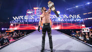 WWE World Heavyweight Champion - Seth Rollins