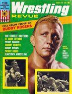 Wrestling Revue - August 1963