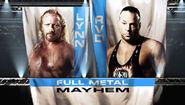 4 Jerry Lynn vs. Rob Van Dam (Full Metal Mayhem Match)