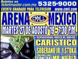 CMLL Martes Arena Mexico (August 27, 2019)