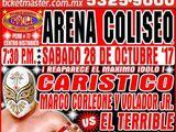 CMLL Sabados De Coliseo (October 28, 2017)