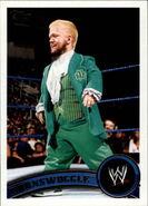 2011 WWE (Topps) Hornswoggle 20