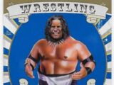 2016 Leaf Signature Series Wrestling Headshrinker Fatu (No.31)