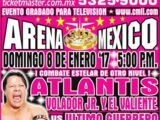 CMLL Domingos Arena Mexico (January 8, 2017)