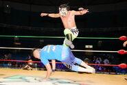 CMLL Domingos Arena Mexico 4-8-18 2