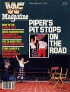 February 1985 - Vol. 3, No. 2
