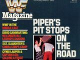 WWF Magazine - February/March 1985