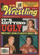 Inside Wrestling - February 1995
