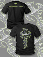 Jeff Hardy Stone Cross T-Shirt