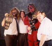 Kane and mankind