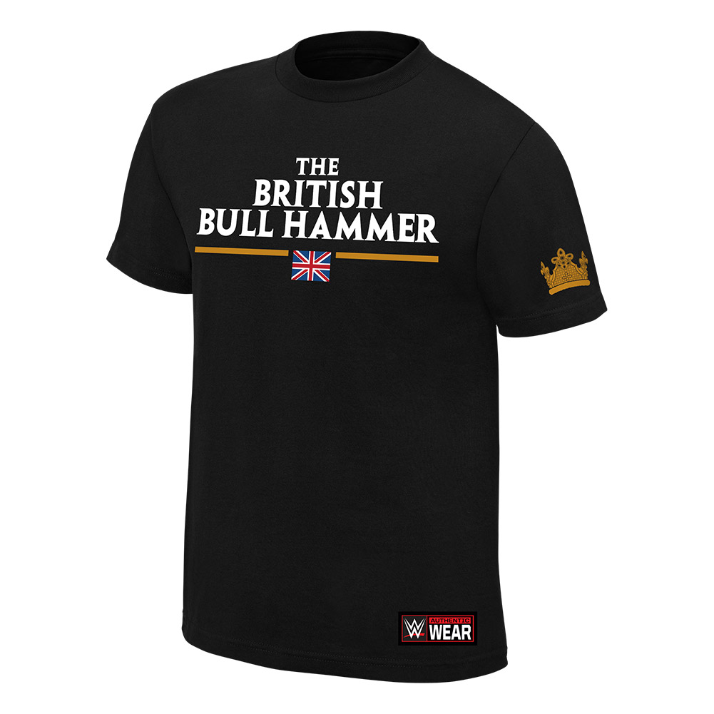 King Barrett League Of Nations Authentic T Shirt Pro Wrestling Fandom