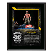 Tommaso Ciampa NXT TakeOver Chicago 10 x 13 Plaque