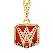 WWE Women's Championship Pendant