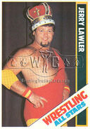 1985 Wrestling All Stars Trading Cards Jerry Lawler 29