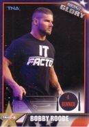 2013 TNA Impact Glory Wrestling Cards (Tristar) Bobby Roode 10