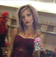 Alexa Bliss 2013 NXT Halloween
