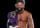 Cedric Alexander Cruiserweight Champion