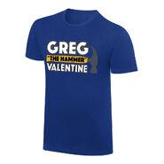 Greg The Hammer Valentine T-Shirt