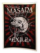 MASADA Exile Sticker