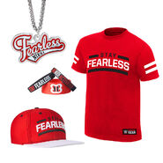 Nikki Bella Stay Fearless Halloween Youth T-Shirt Package