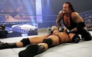 Smackdown 4-25-08 Undertaker gets victory