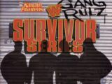 Survivor Series 1997