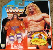 WWF Hasbro 1992 Ultimate Warrior