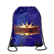 WrestleMania 35 Drawstring Bag