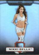 2010 WWE Platinum Trading Cards Nikki Bella 87