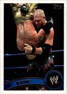 2011 WWE (Topps) Kane 67