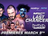 Impact Wrestling Last Chancery