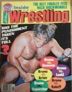 Inside Wrestling - June 1976