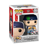 John Cena Dr. of Thuganomics Pop Vinyl Figure