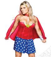 Natalya 2013 WWE Halloween Shoot