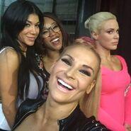 Quartet of Divas