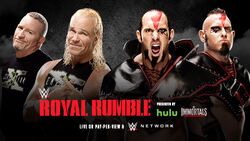 RR 15 New Age Outlaws v The Ascension